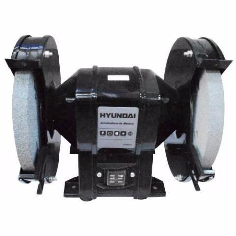Esmeril De Banco Hyundai 150wt 2950 Rpm Profesional