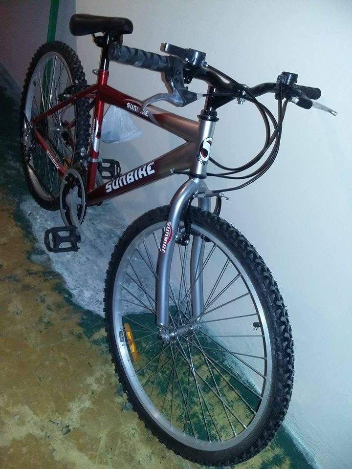 Bicicleta todoterreno NUEVA