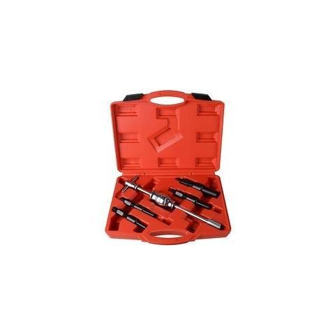 Extractor De Rodamiento De 5 Piesas 100 % Metalico Automotix