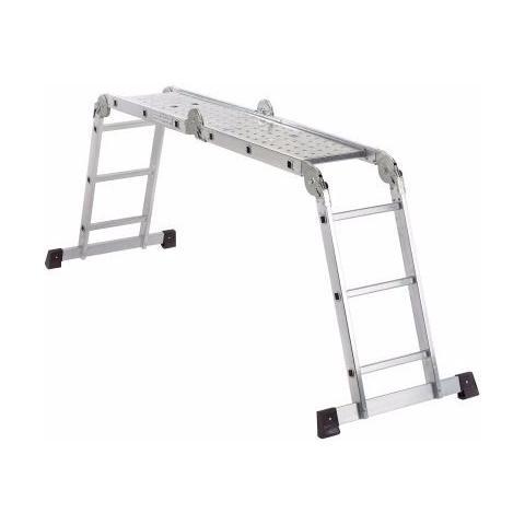 Soporte Escalera Portatil De Aluminio /Multipropòsito